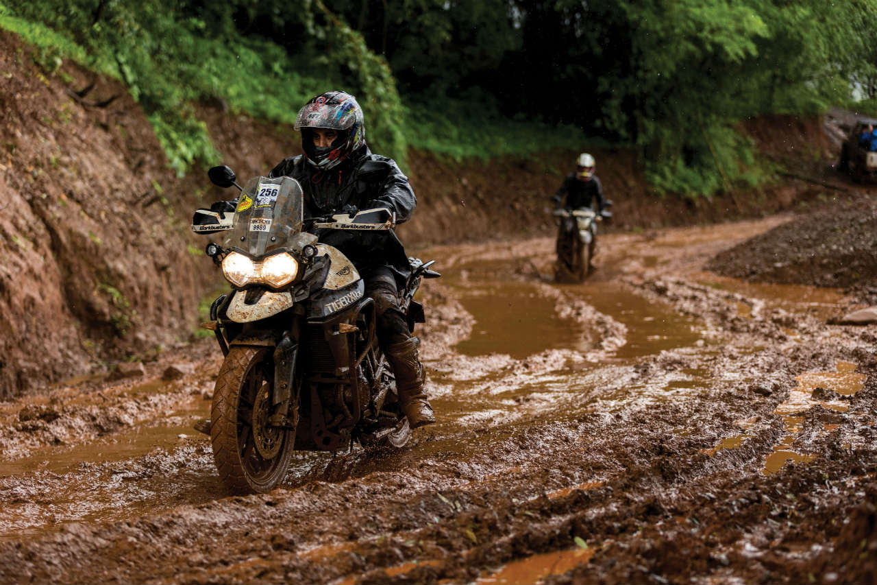 Pune Off-Road Expedition Triumph