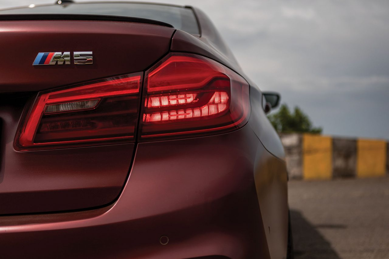 BMW M5 Tail lamp Rear