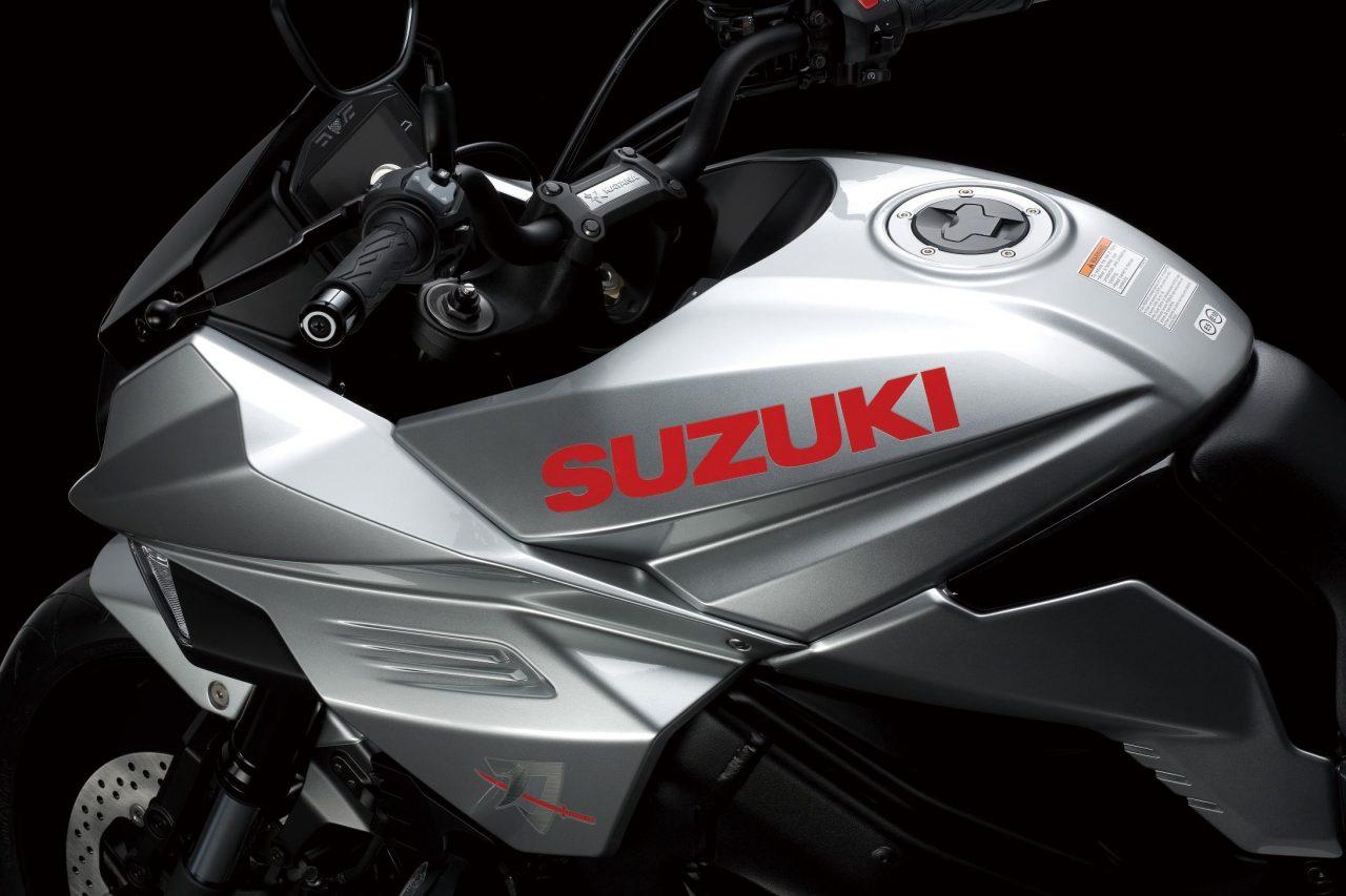 2019 Suzuki Katana Intermot