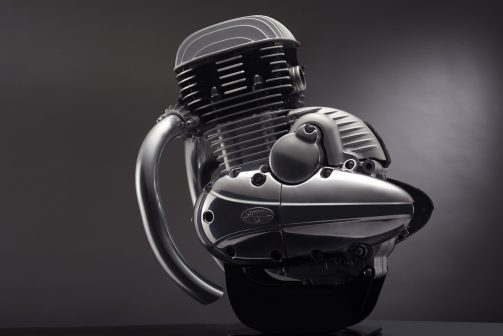 Classic Legends Jawa Engine