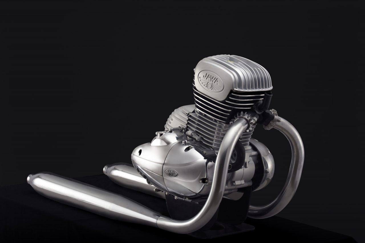 Classic Legends Jawa Engine