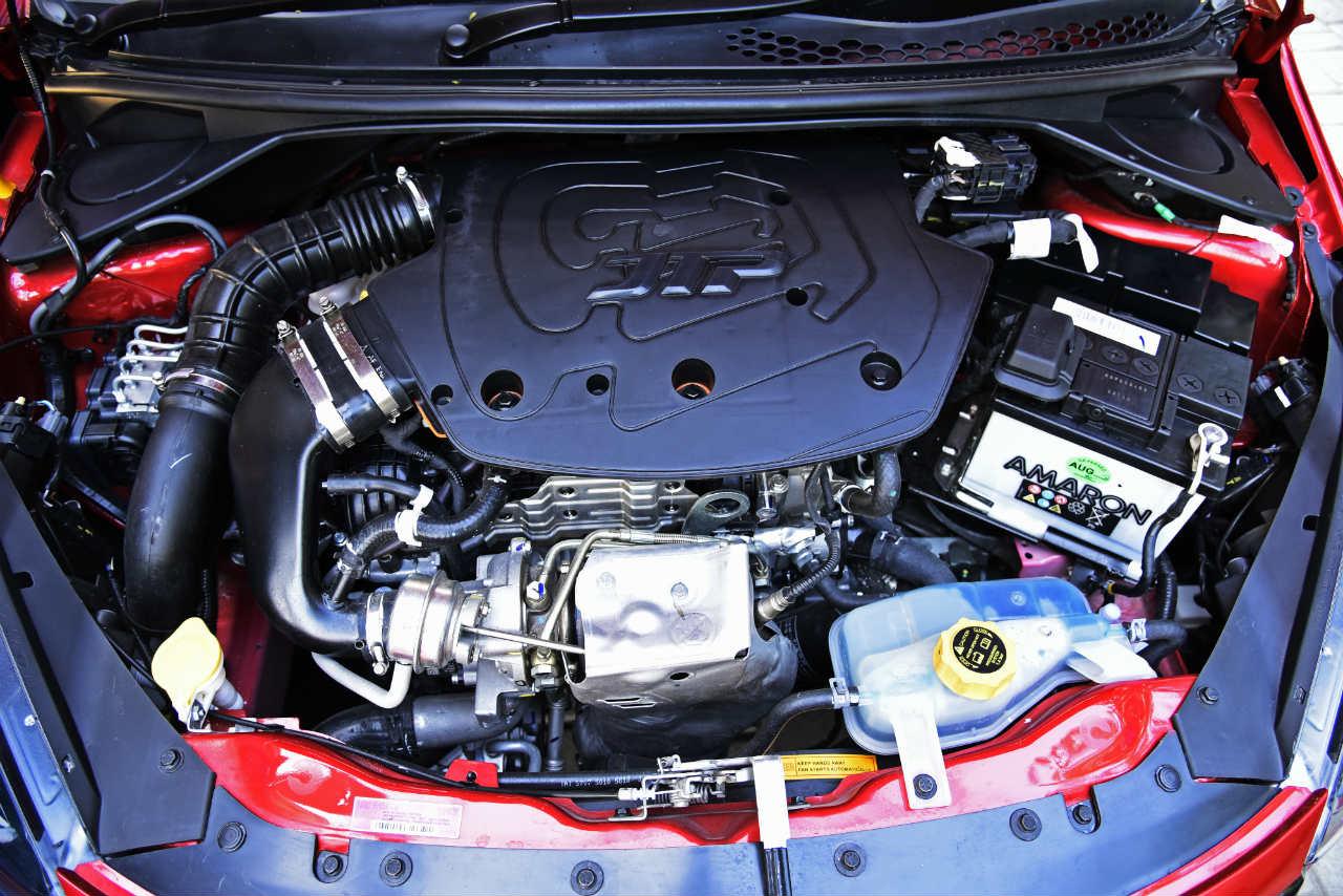 Tata Tiago Tigor JTP Engine