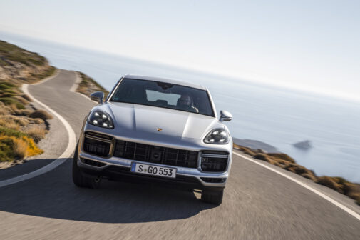2019 Porsche Cayenne Launched India