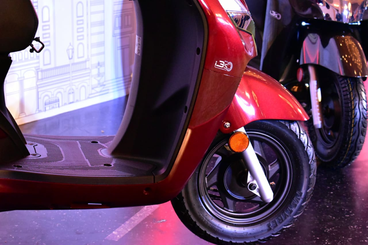 Hero Destini 125 Launched In India Motoring World
