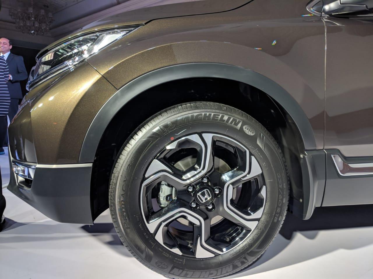Honda CR-V Launched India