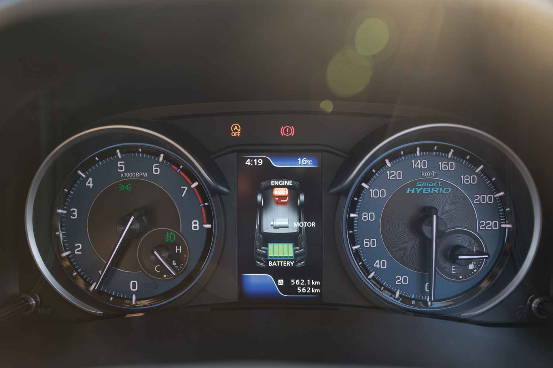 Maruti Suzuki Ertiga Hybrid