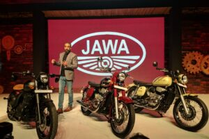 Jawa India Launch