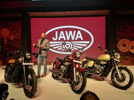 Jawa India Launch
