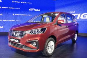 Maruti Suzuki Ertiga Launched