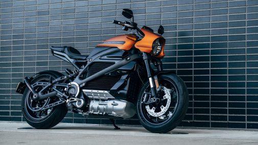 Harley-Davidson LiveWire EICMA