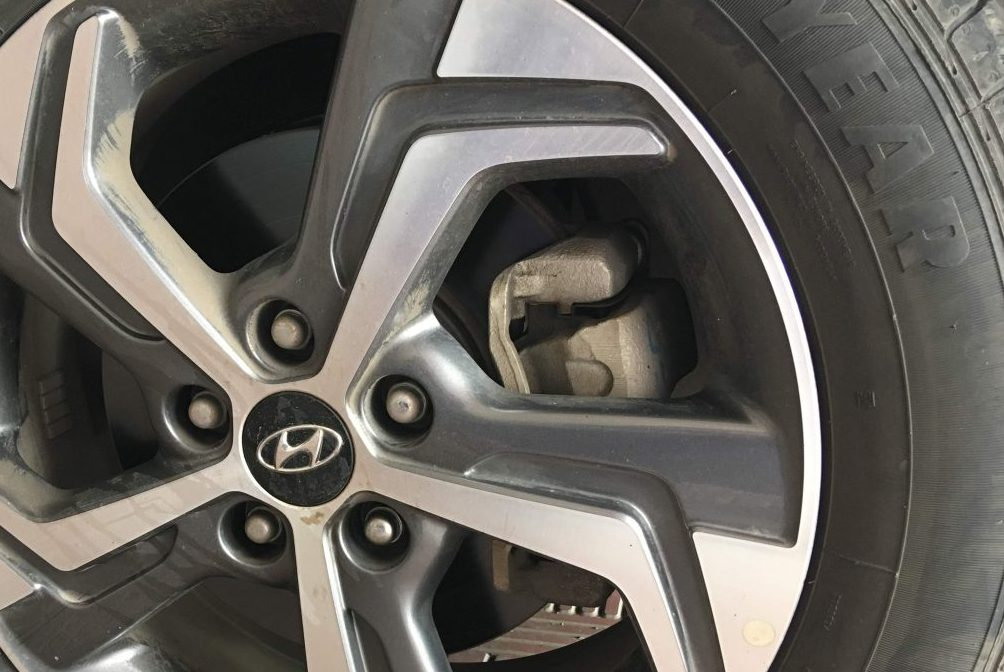 Hyundai Creta Wheel