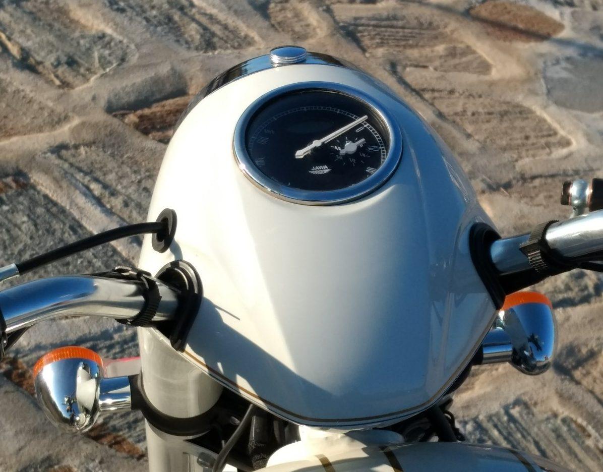 Jawa First Ride