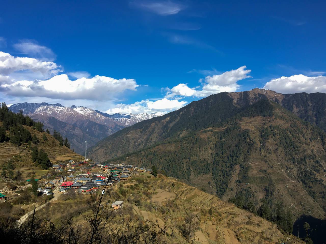 Tirthan Sharchi Himachal Pradesh
