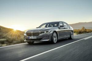 BMW 7 Series 2019