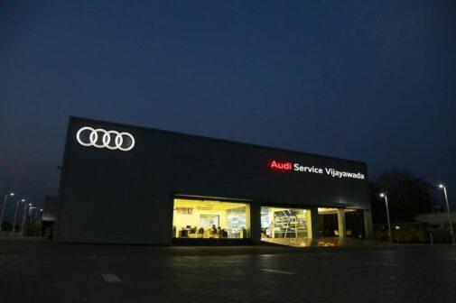 Audi Service Vijayawada