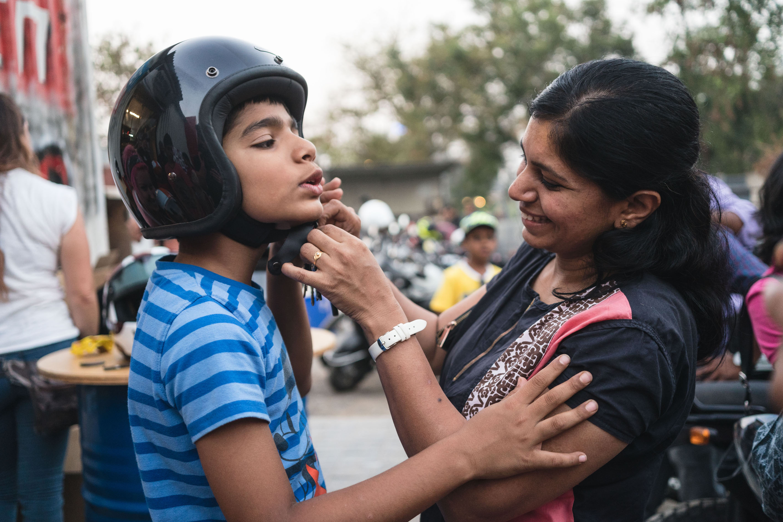 Moto Art Show India