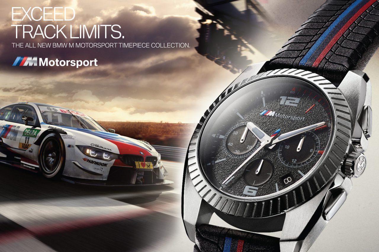 Fossil BMW M Motorsport