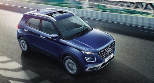 Hyundai Venue India