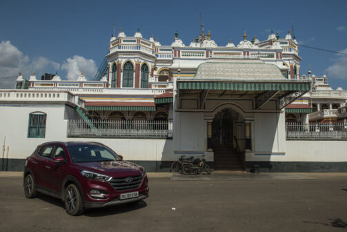Travel Hyundai Tucson The Bangala