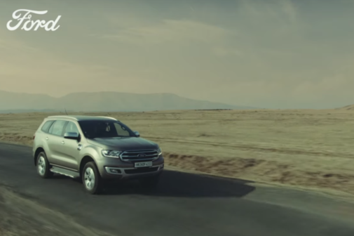 Ford Endeavour TV Ad