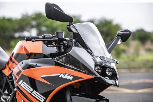KTM RC 125 India
