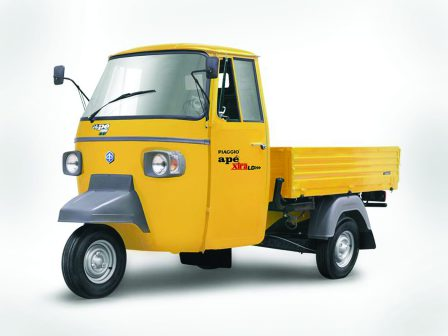 Piaggio India Commercial Vehicle Guide 2019