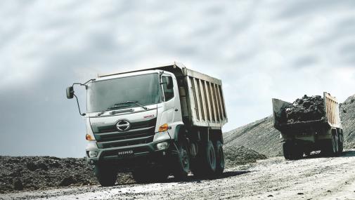 Hino Trucks India