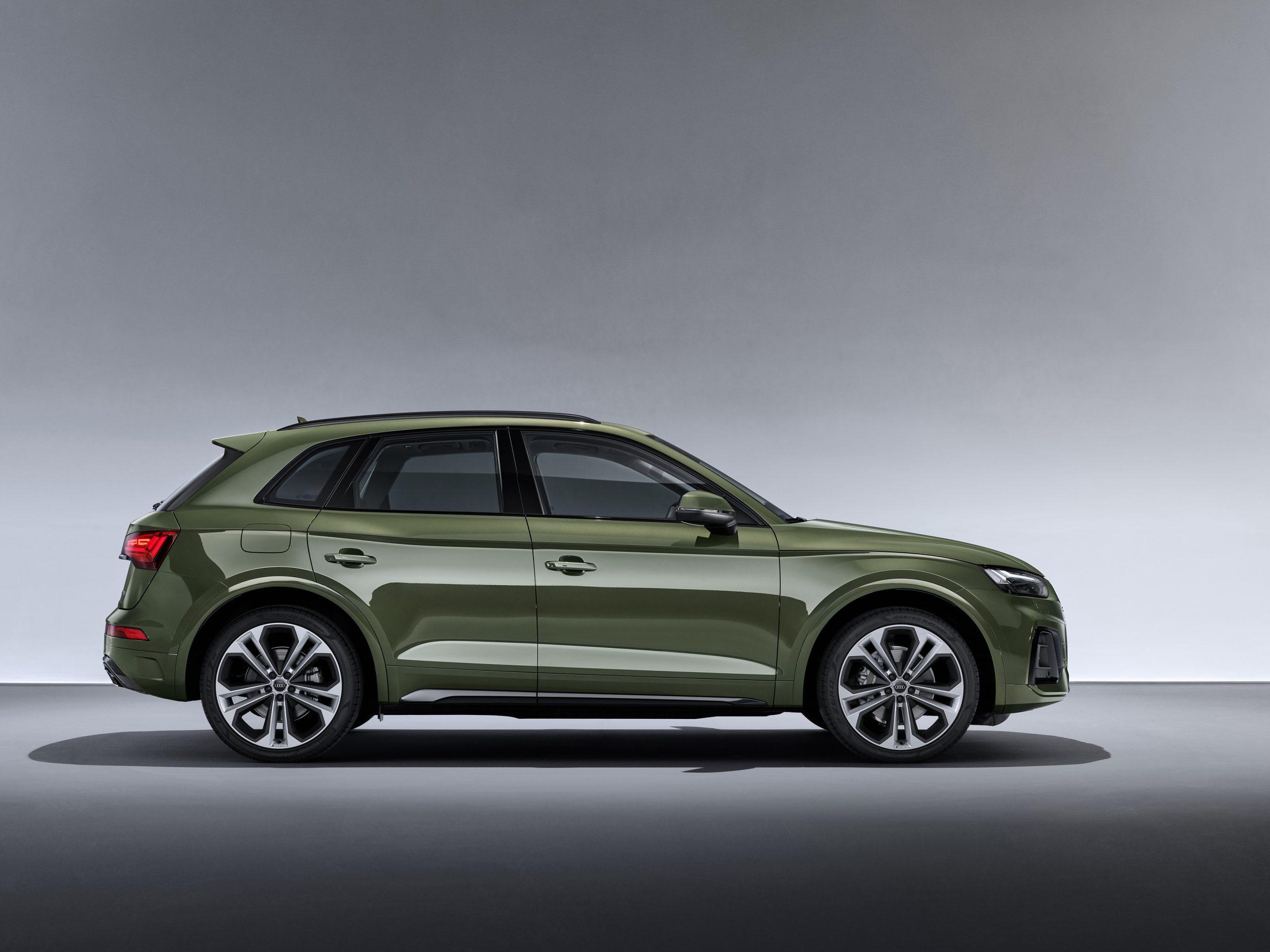 2021 Audi Q5 revealed