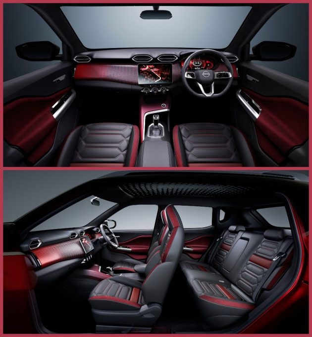 Nissan Magnite Interiors Revealed