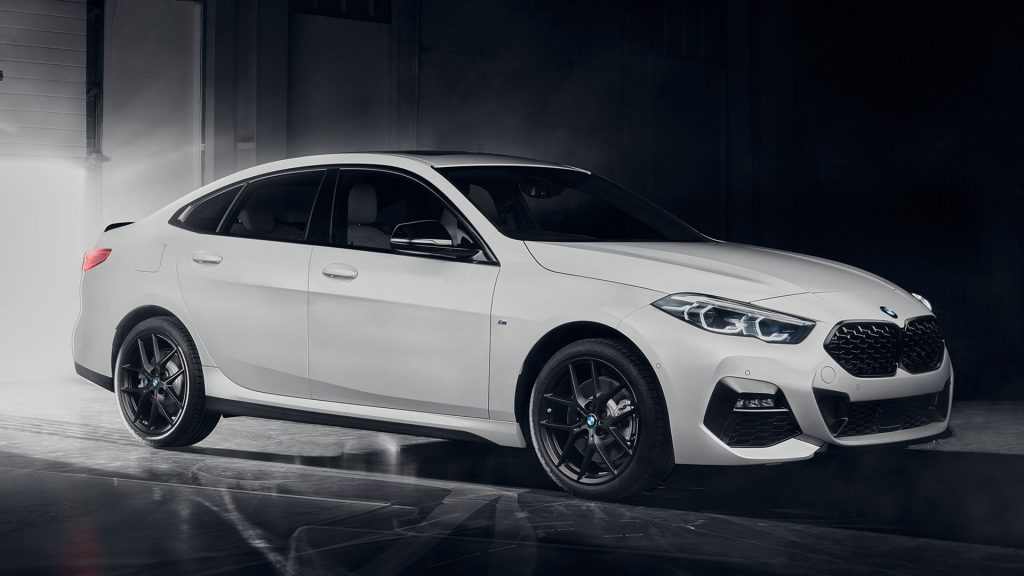 In The Shadows Bmw 2 Series Gran Coupe Black Shadow Edition Launched Motoring World