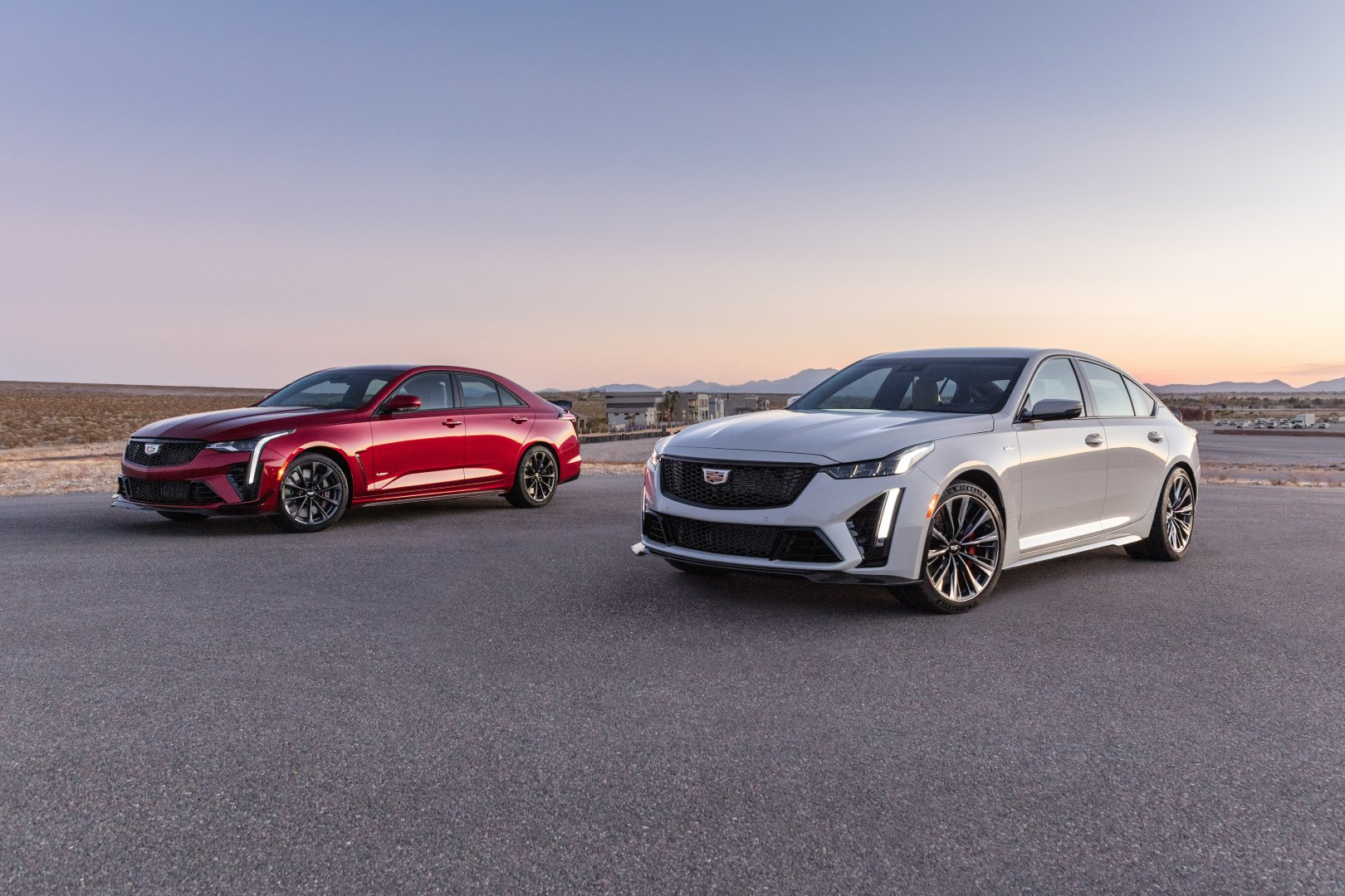 Cadillac CT4-V & CT5-V Blackwing drop disguise