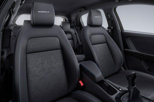 Tata Altorz Dark seats